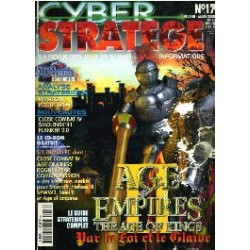 Cyberstratege ancienne formule avec son CD