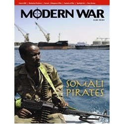 Modern War n°3 : Somali Pirates