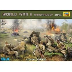 World War II Barbarossa 1941