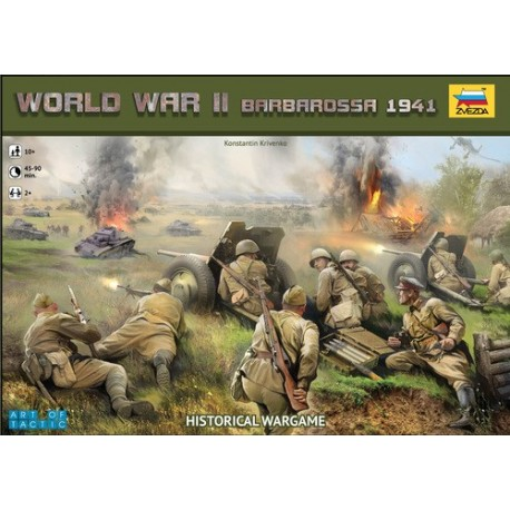 World War II Barbarossa 1941