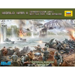 World War II Barbarossa 1941 - Battle for the Danube
