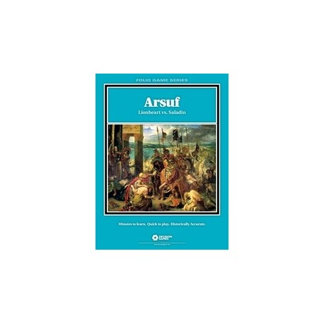 Folio Series - Arsuf