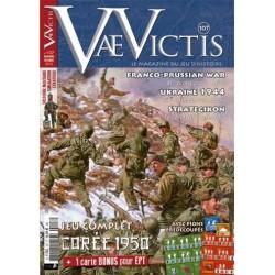 Vae Victis n°107 - édition jeu - Corée 1950