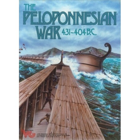 The Peloponnesian War - Victory Games - Occasion