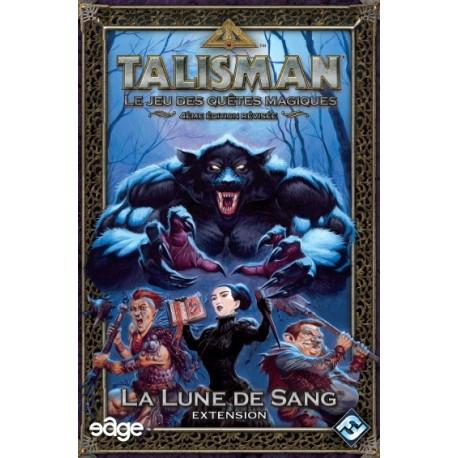 Talisman - La lune de sang