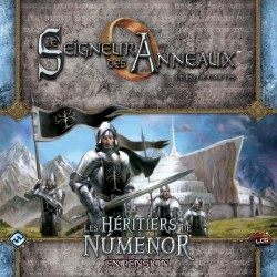 Le seigneur des Anneaux JCE - Les Héritiers de Númenor