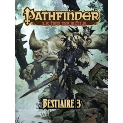 Pathfinder - Bestiaire 3