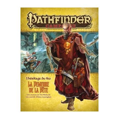 Pathfinder T20 - l'héritage du feu - La Demeure de la Bête