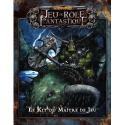 Warhammer - le Kit du Maître de Jeu