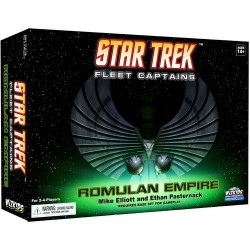 Romulan Empire : Star Trek Fleet Captains