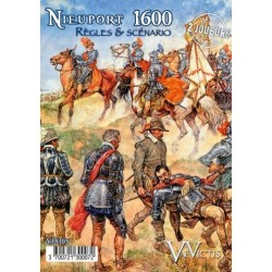 Mini jeu Vae Victis : Nieuport 1600