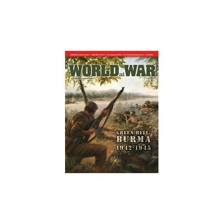 World at War 28 - Green Hell : Burma