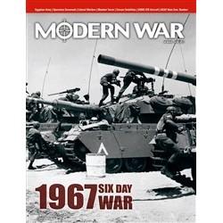 Modern War n°4 : Six Day War 1967
