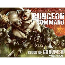 Dungeon Command - Blood of Gruumsh