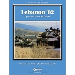 Folio Series - Lebanon '82