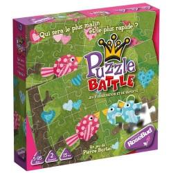 Puzzle Battle - Oiseaux