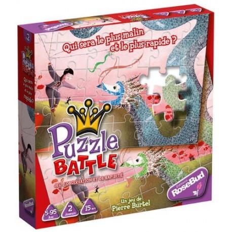 Puzzle Battle - dragons