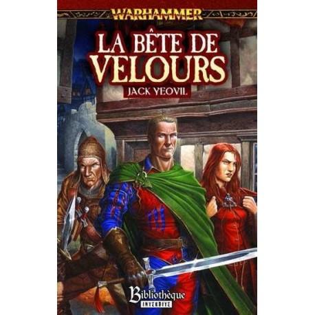 Roman Warhammer: la bete de velours