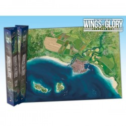 Coast : Wings of Glory Game Mat