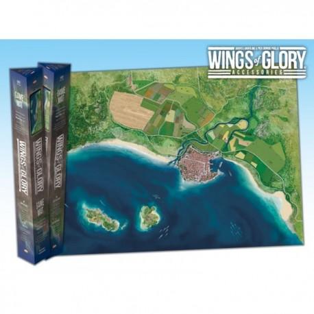 Coast : Wings of Glory Game Mat