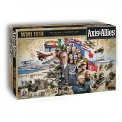Axis & Allies WW1 1914