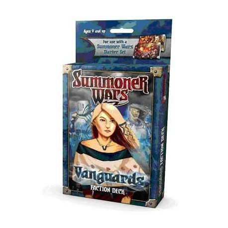 Summoner Wars : Avangardes Deck de faction
