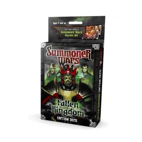 Summoner Wars : Fallen Kingdom faction Deck