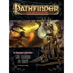 Pathfinder T48 - la Couronne Putréfiée - Les Ombres de Gibet