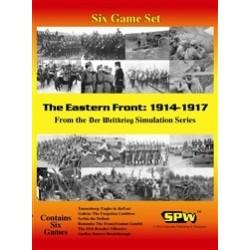 Der Weltkrieg - The Eastern Front 1914-1917