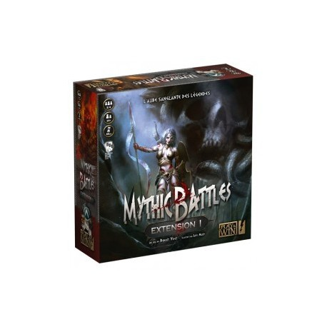 Mythic Battles Extension 1
