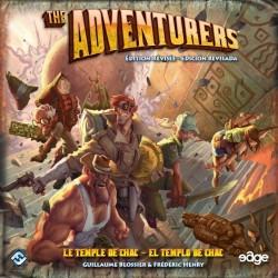 The Adventurers - Le temple de Chac
