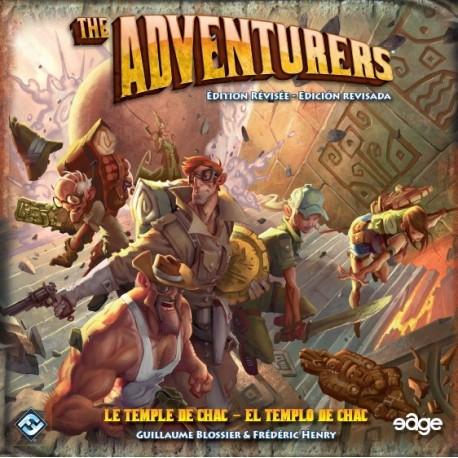 The Adventurers - Le temple de Chac édition révisée