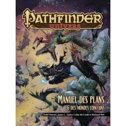 Pathfinder - Manuel des Plans & des Mondes Lointains