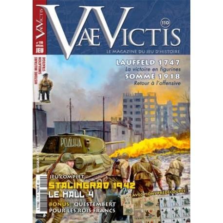 Vae Victis n°110 - édition jeu - Le Hall 4