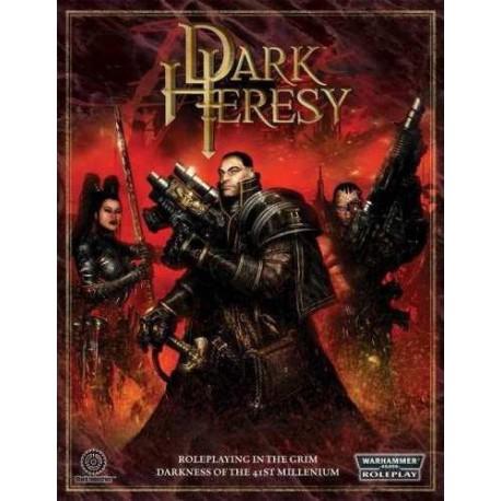 Dark heresy : le livre de base en français