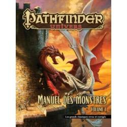 Pathfinder Manuel des Monstres volume 1