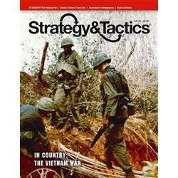 Strategy & Tactics 281 : In Country: Vietnam 1965-75