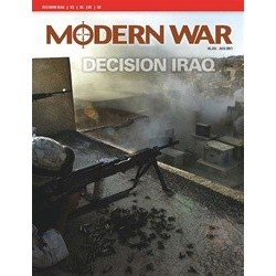 Modern War n°6 : Decision Iraq