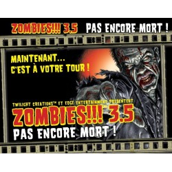 Zombies !!! 3.5 Not Dead Yet !