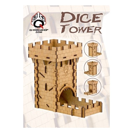 Human Dice Tower