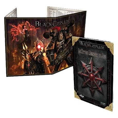 Black Crusade le kit du meneur de jeu