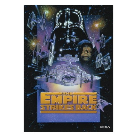 Protège Cartes Star Wars - The Empire Strikes Back