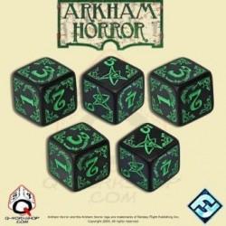 Set de dés Horreur à Arkham