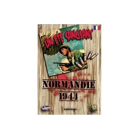 Normandie 44 : Un Eté Sanglant - précommande