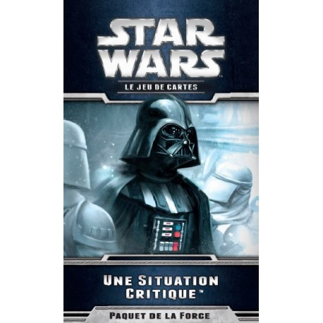 Une Situation Critique - Star Wars JCE