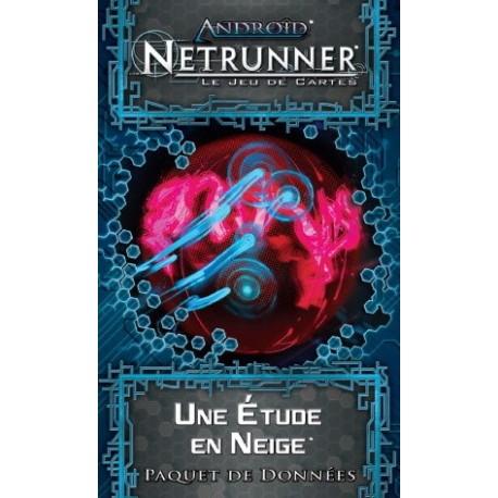 Android Netrunner - Une Étude en Neige