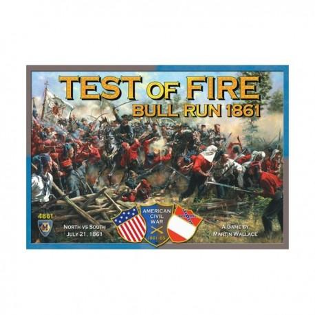 Test of Fire : Bull Run 1861