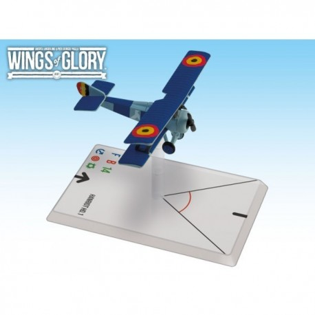Wings of Glory WWI - Hanriot HD.1 (Coppens)
