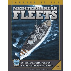 Command at sea Mediterranean Fleets