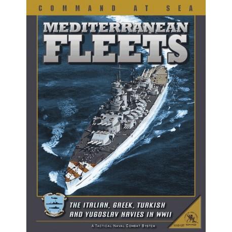 Command at sea Mediterranean Fleets